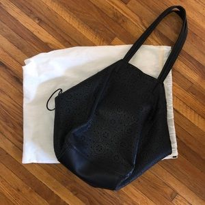 Brand new Cleobella leather tote